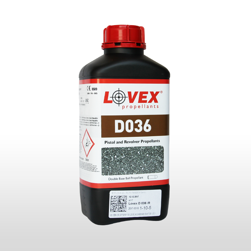 Lovex D036 Reloading Powder