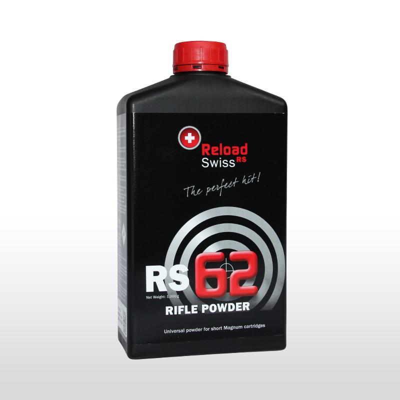 ReloadSwiss RS 62 Reloading Powder