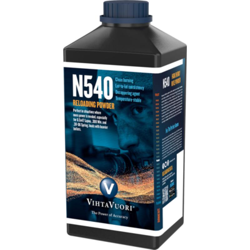 Vihtavuori N540 Reloading Powder