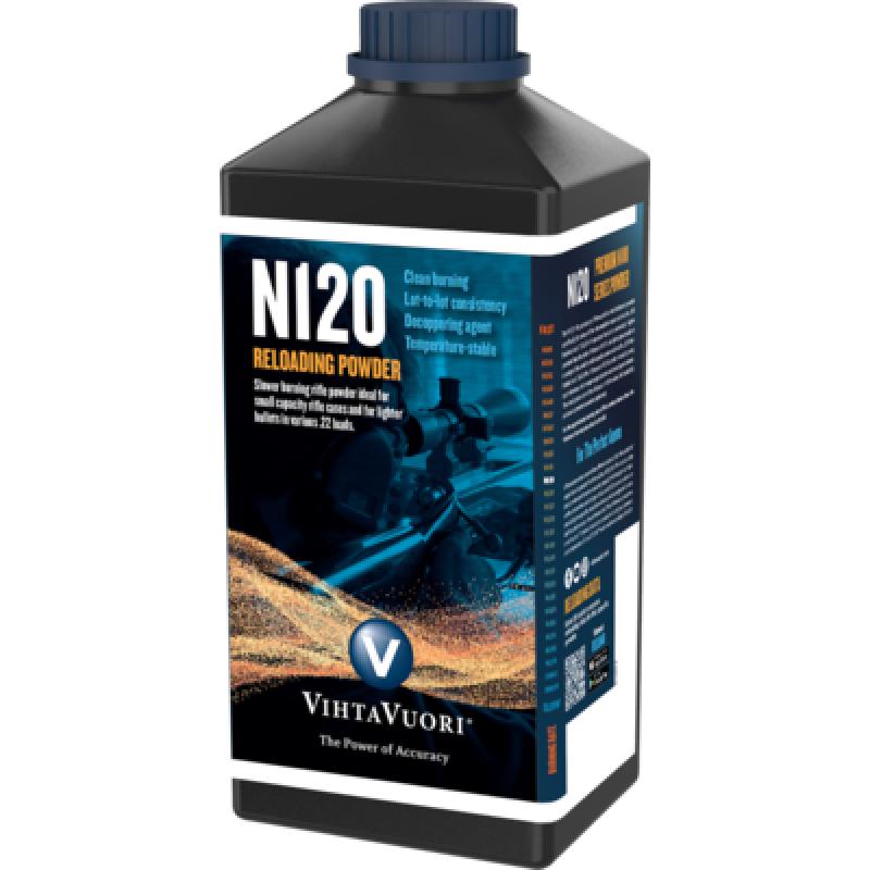 Vihtavuori N120 Reloading Powder