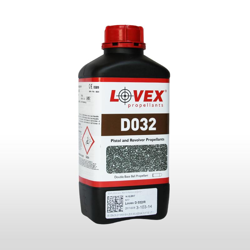 Lovex D032 Reloading Powder
