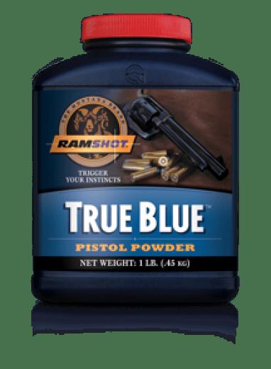 Ramshot True Blue Reloading Powder