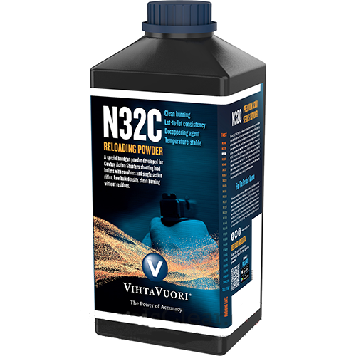 Vihtavuori N32C Tin Star Reloading Powder