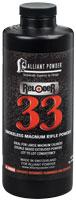 Alliant Reloder-33 Reloading Powder