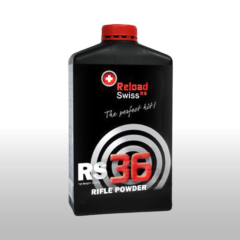 ReloadSwiss RS 36 Reloading Powder