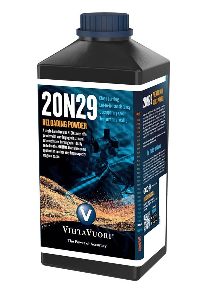 Vihtavuori 20N29 Reloading Powder
