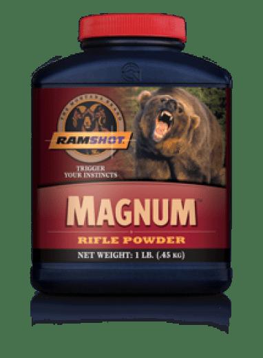 Ramshot Magnum Reloading Powder