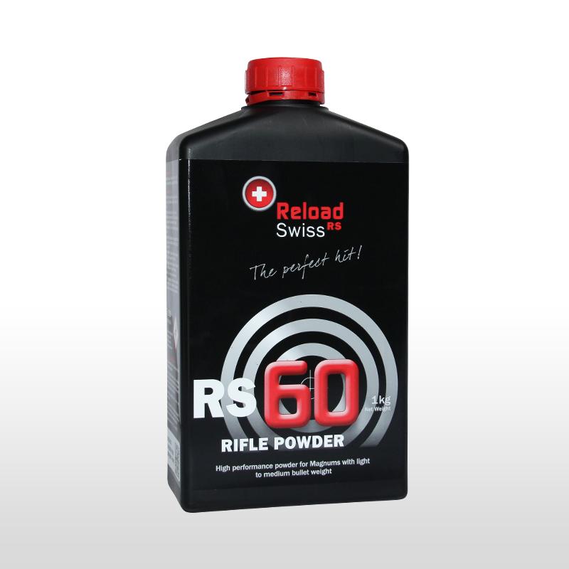 ReloadSwiss RS 60 Reloading Powder