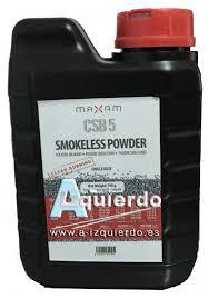 Maxam CSB 5 Reloading Powder