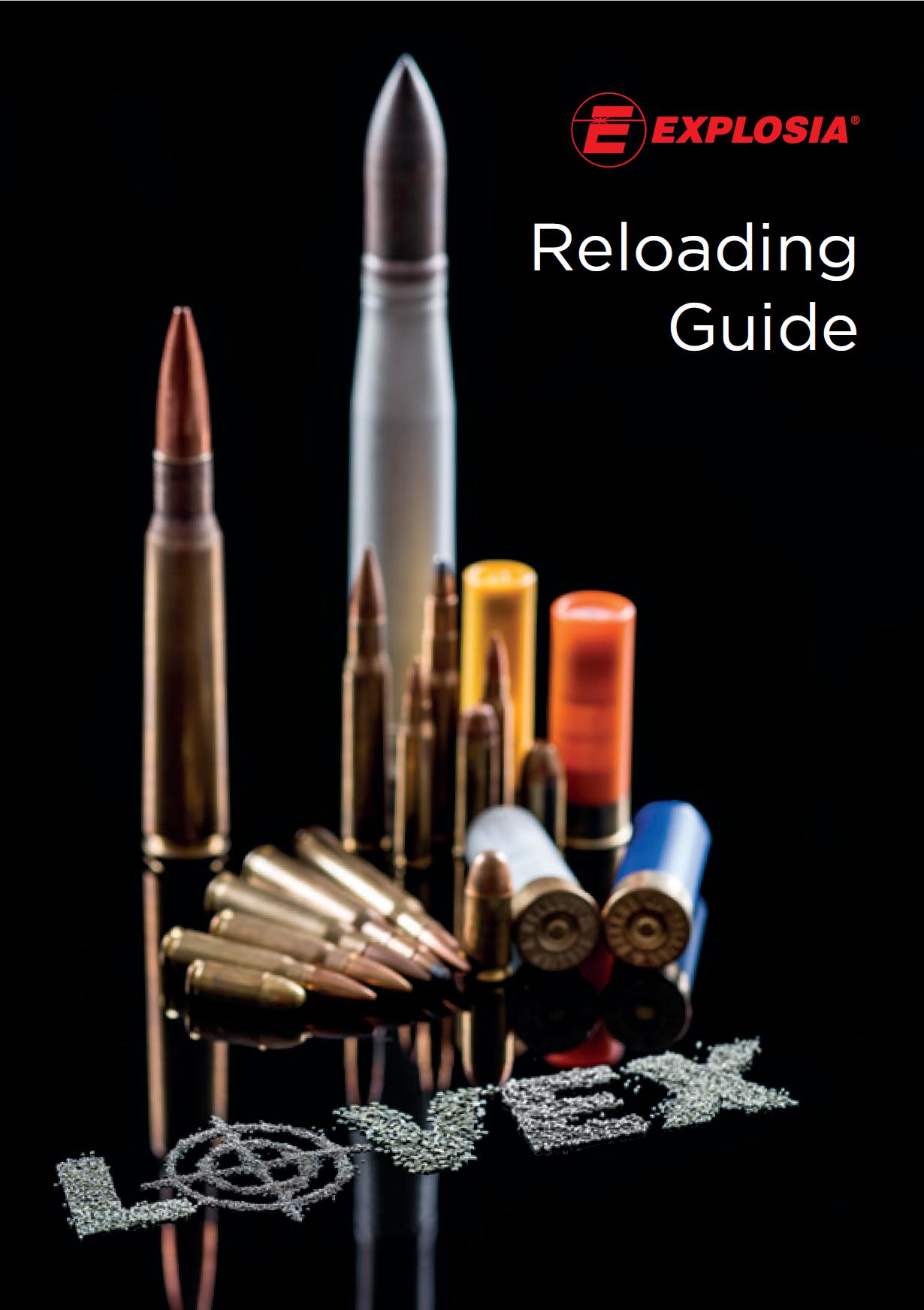 Lovex Reloading Guide 2019