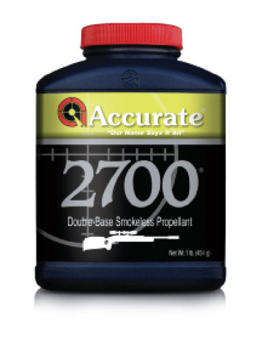Accurate 2700 Reloading Powder