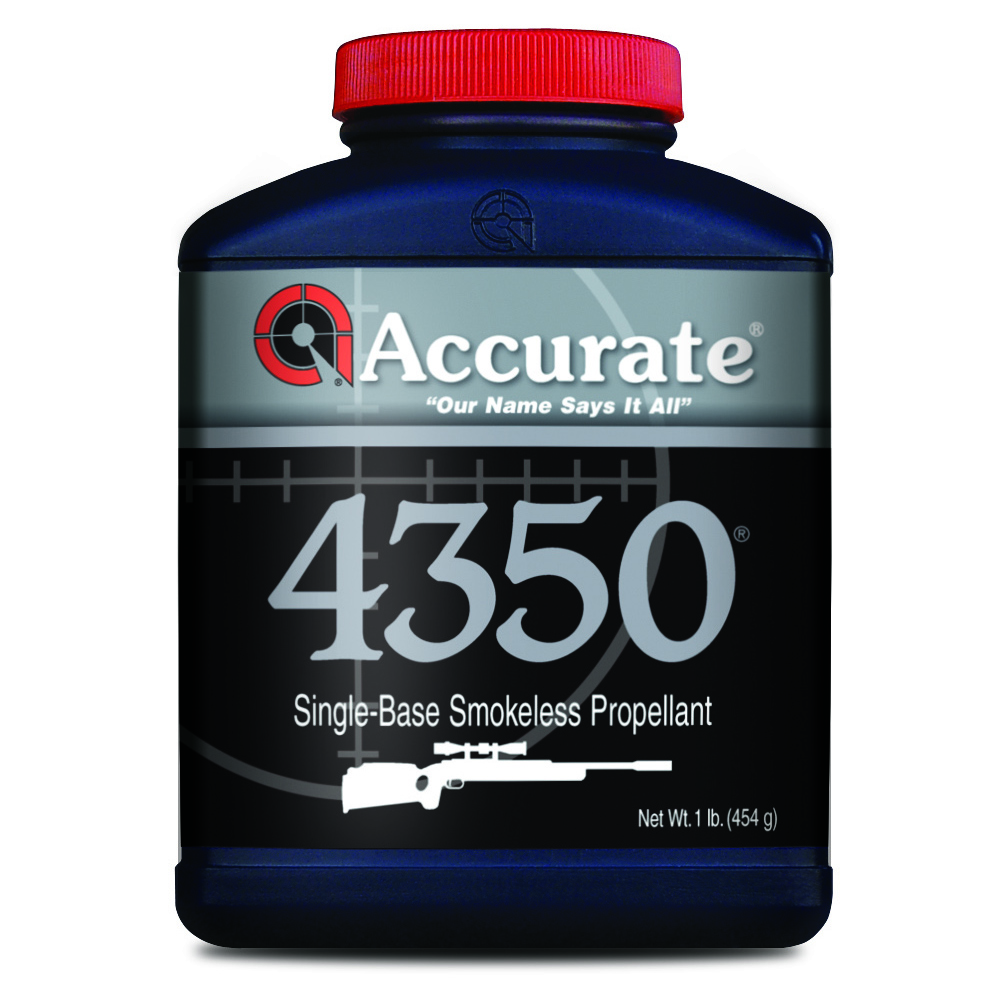 Accurate 4350 Reloading Powder