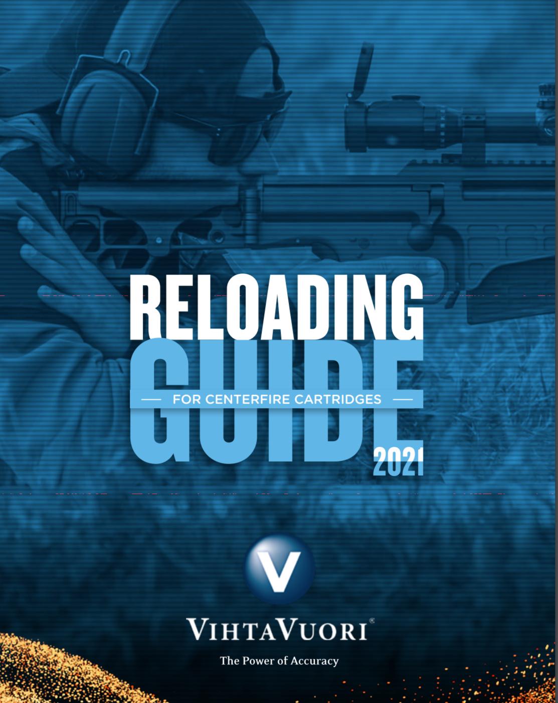 Vithavouri Reloading Guide 2021