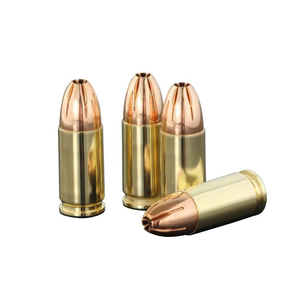9 mm Luger (9 mm Parabellum, 9 x 19 mm) Cartridge