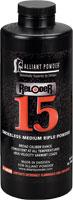 Alliant Reloder-15 Reloading Powder