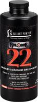 Alliant Reloder-22 Reloading Powder