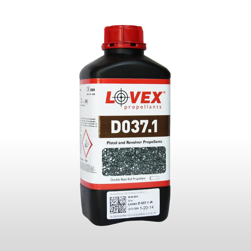 Lovex D037.1 Reloading Powder