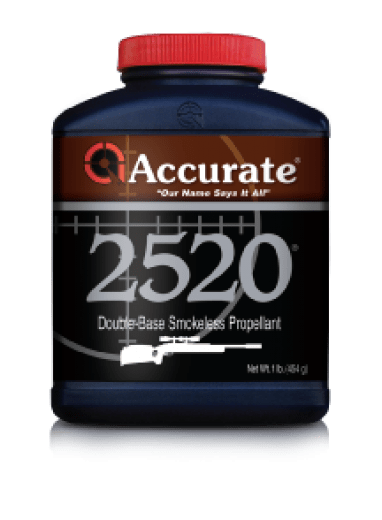 Accurate 2520 Reloading Powder