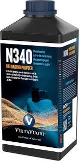 Vihtavuori N340 Reloading Powder