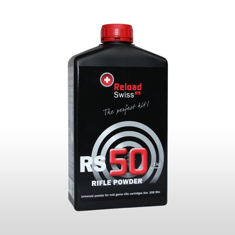 ReloadSwiss RS 50 Reloading Powder