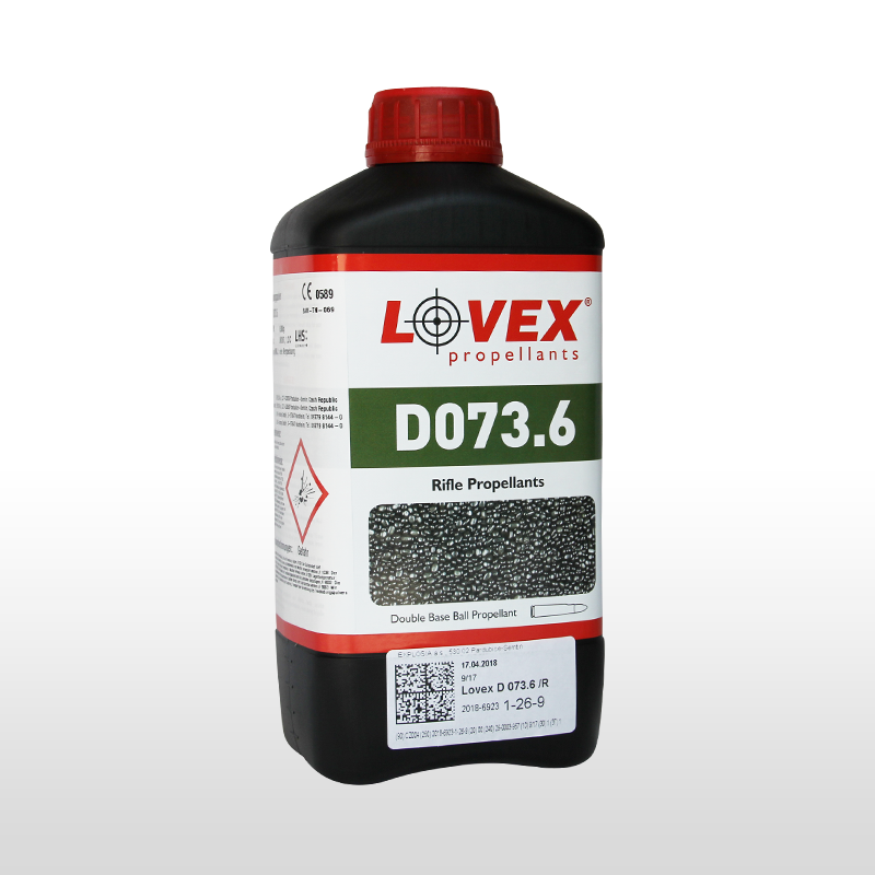 Lovex D073.6 Reloading Powder