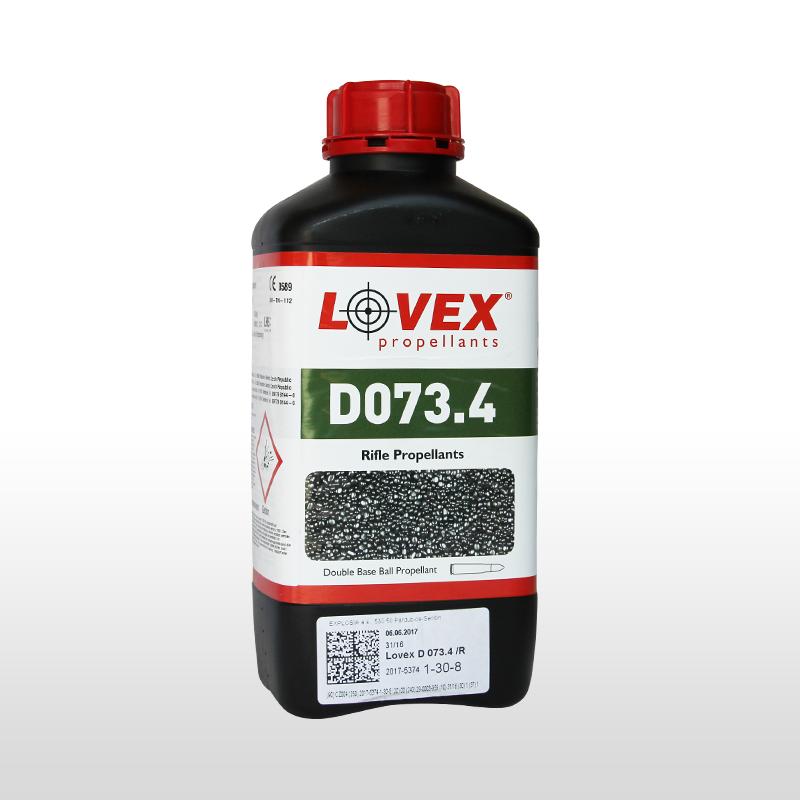 Lovex D073.4 Reloading Powder