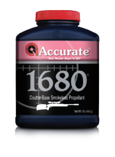 Accurate 1680 Reloading Powder