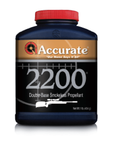 Accurate 2200 Reloading Powder
