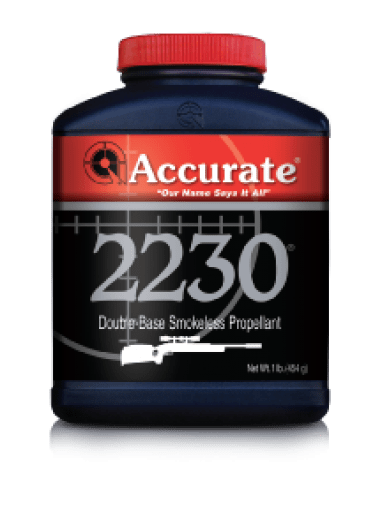 Accurate 2230 Reloading Powder