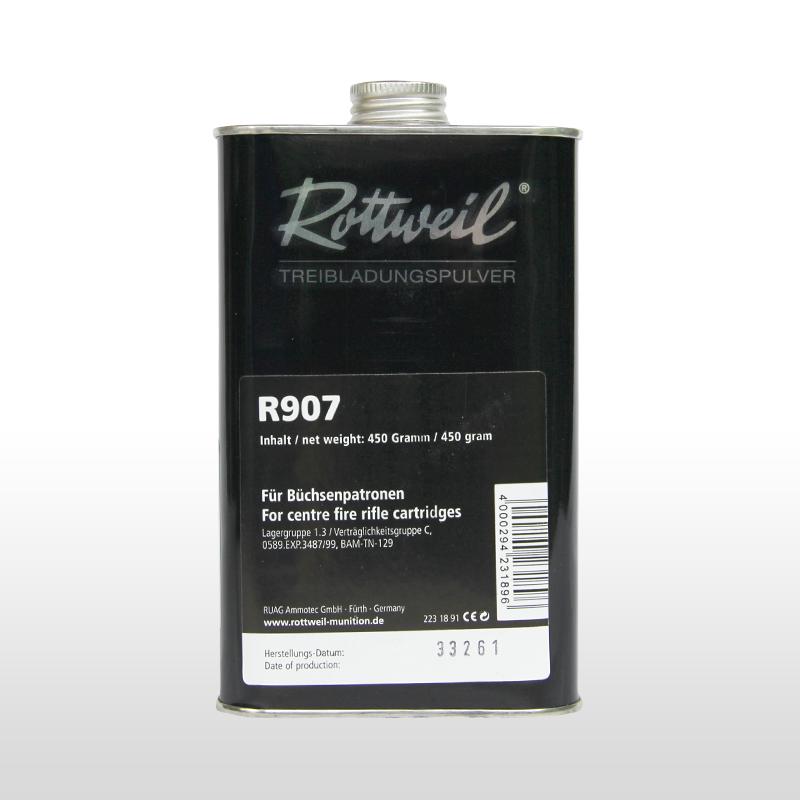 Rottweil R 907 Reloading Powder