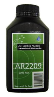 ADI AR 2209 Reloading Powder