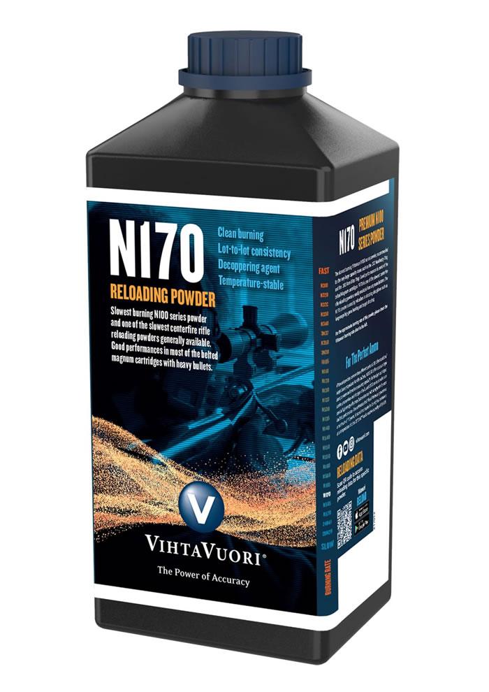 Vihtavuori N170 Reloading Powder