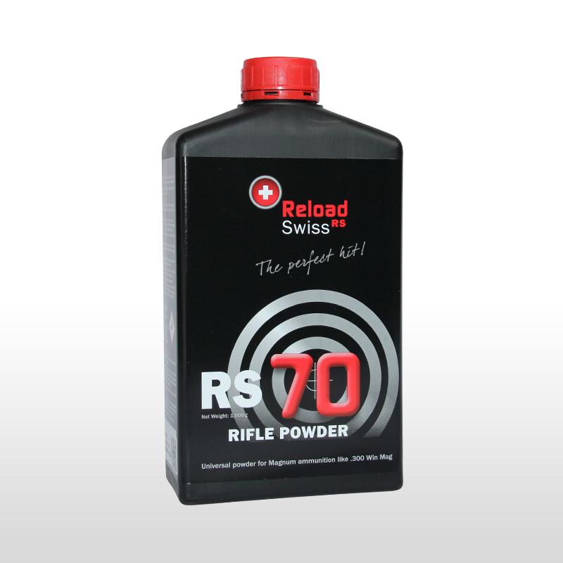 ReloadSwiss RS 70 Reloading Powder