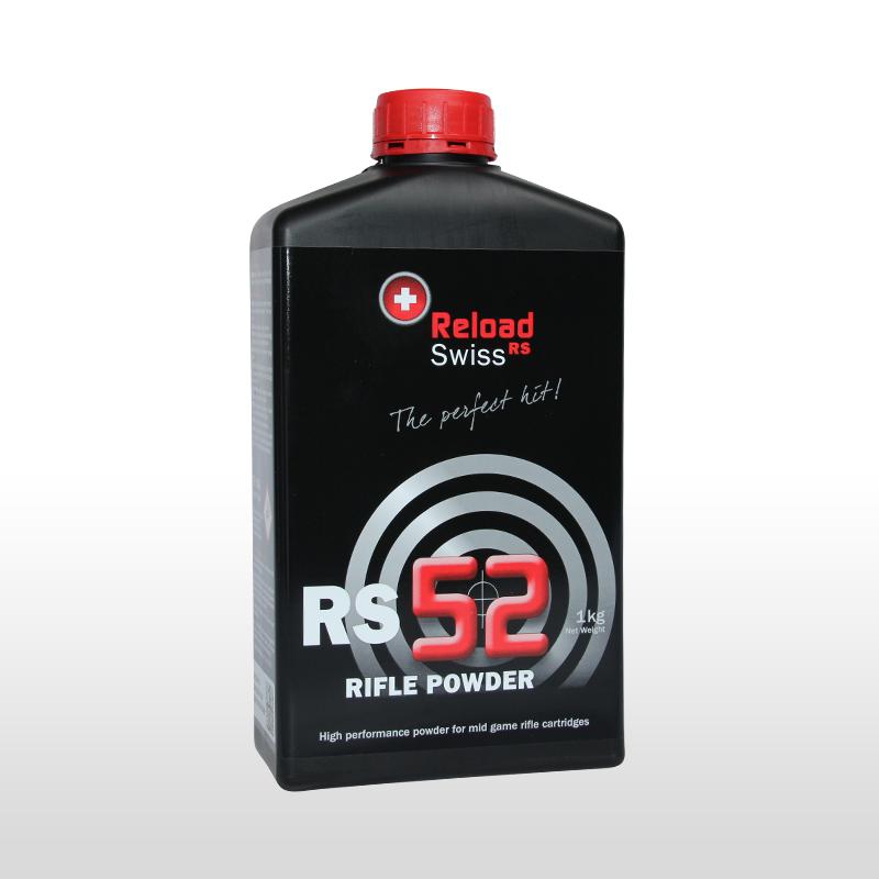 ReloadSwiss RS 52 Reloading Powder