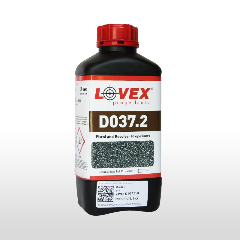Lovex D037.2 Reloading Powder