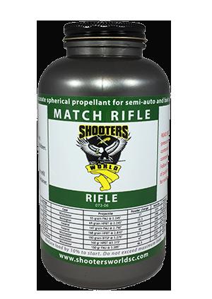 Shooters World Match Rifle Reloading Powder