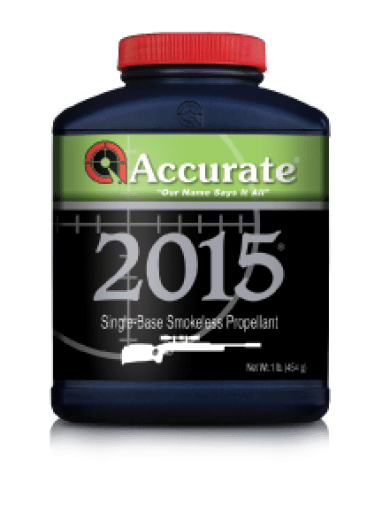 Accurate 2015 Reloading Powder